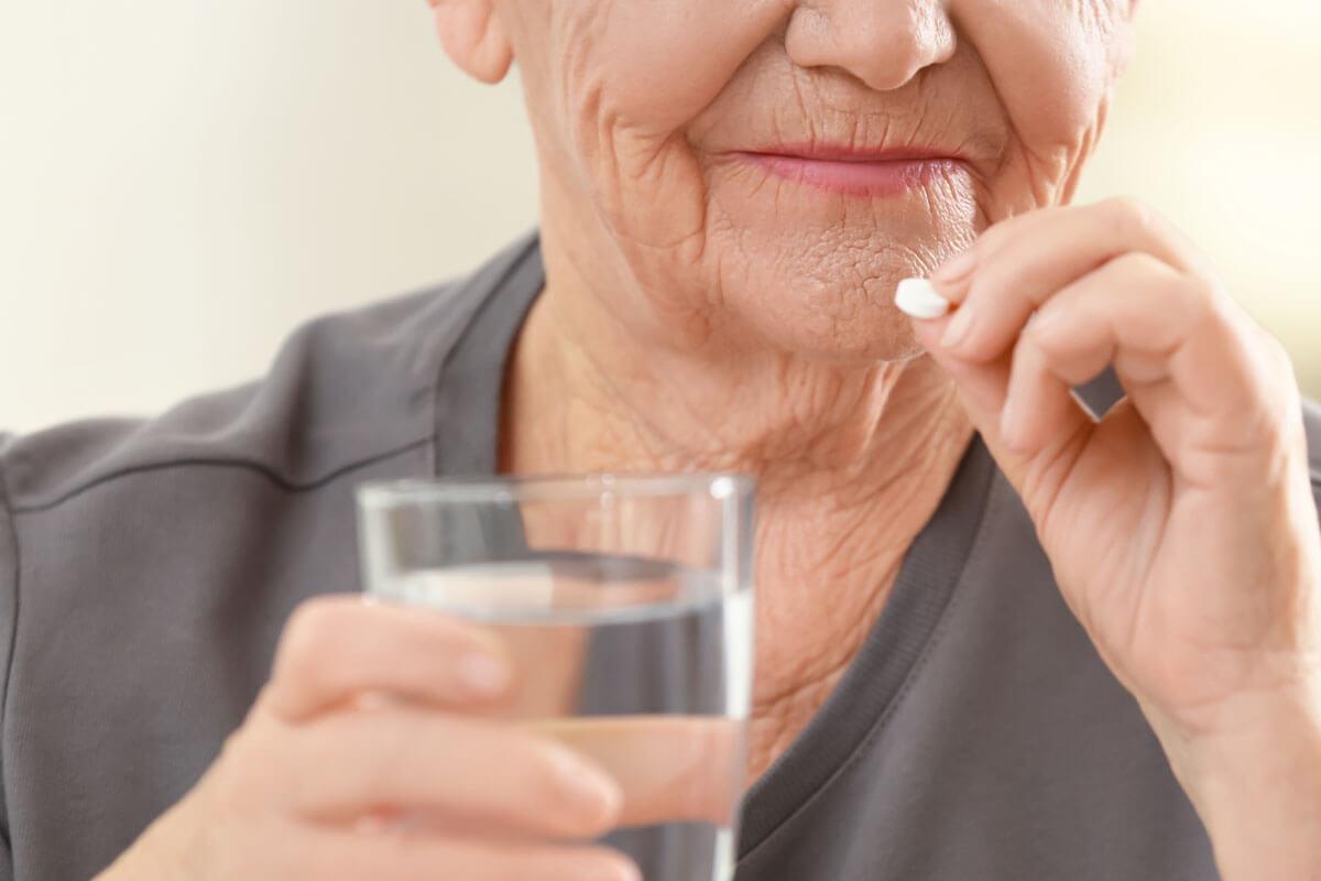 Medikamente sicher geben