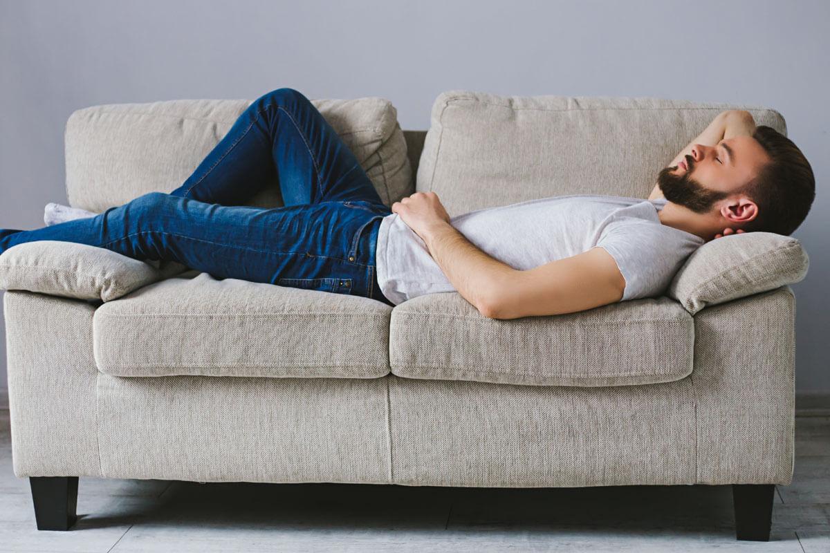 Mittagsschlaf als Blutdrucksenker?