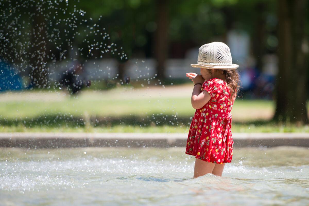 Wo Kinder sicher schwimmen