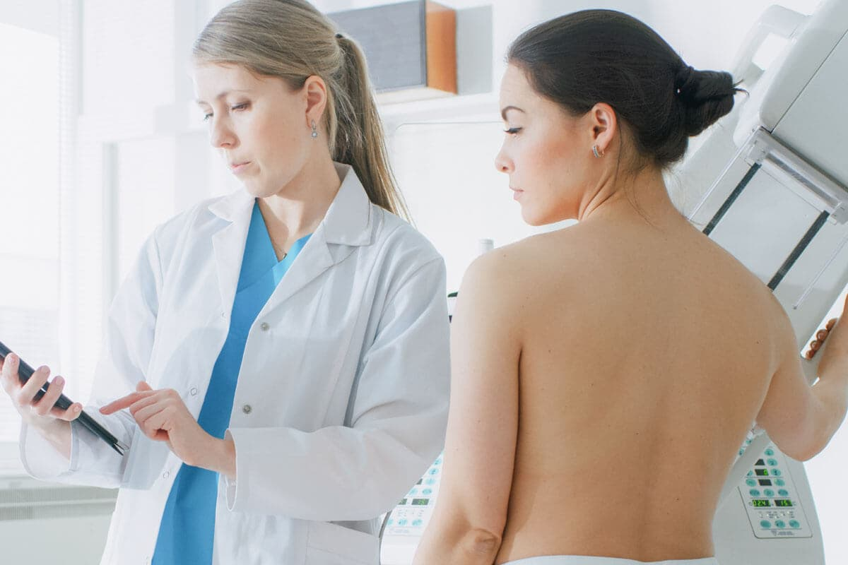 Hormontherapie fördert Brustkrebs