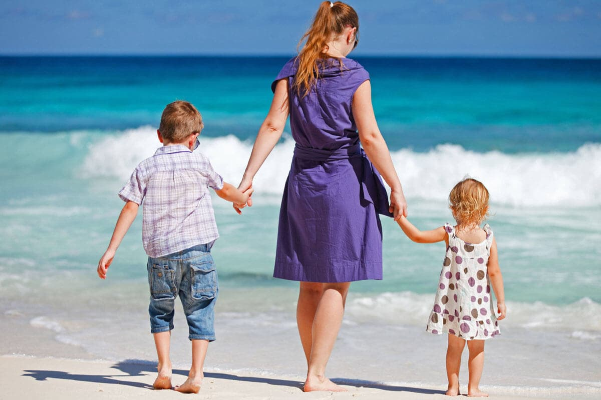 Reiseimpfung für kleine Kinder